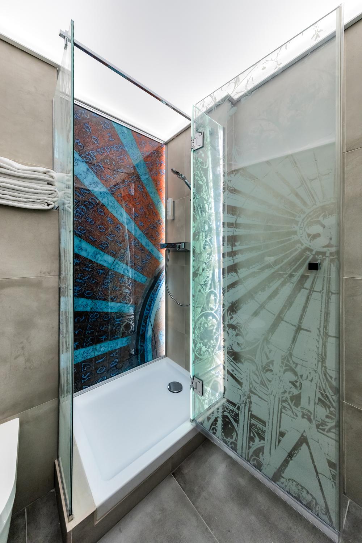 L'entreprise Verrissima imprime du verre de la cuisine à la salle de bain