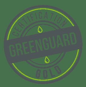 Encre UV swissQprint : certifiée GreenGuard Gold