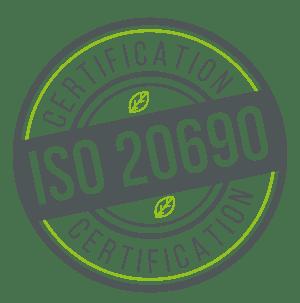 Imprimante grand format swissQprint : certifiée ISO 20690 : 2018