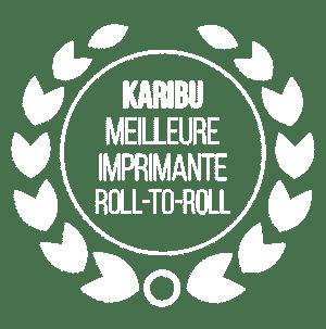 Karibu swissQprint : élue meilleure imprimante roll-to-roll