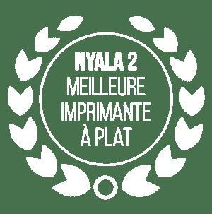 Nyala 2 swissQprint : élue meilleure imprimante à plat