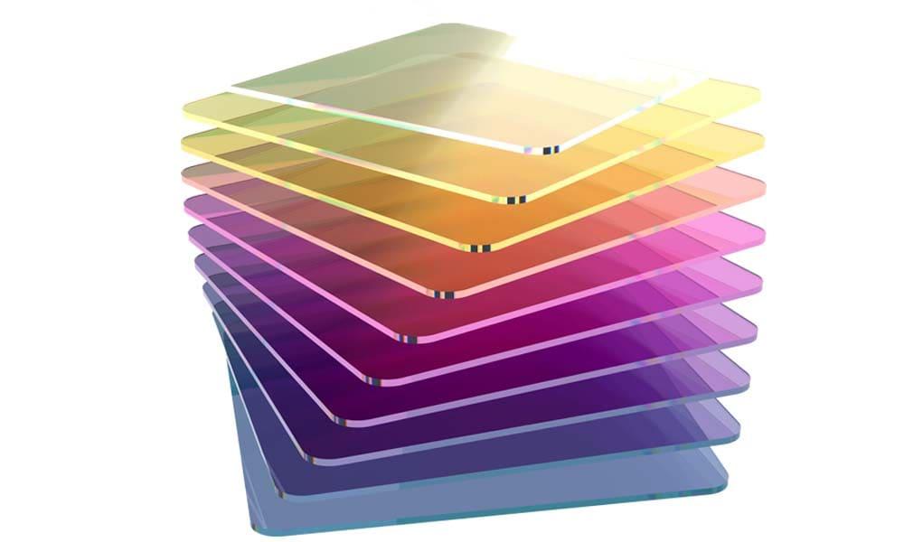 Impression sur verre avec les imprimantes swissQprint