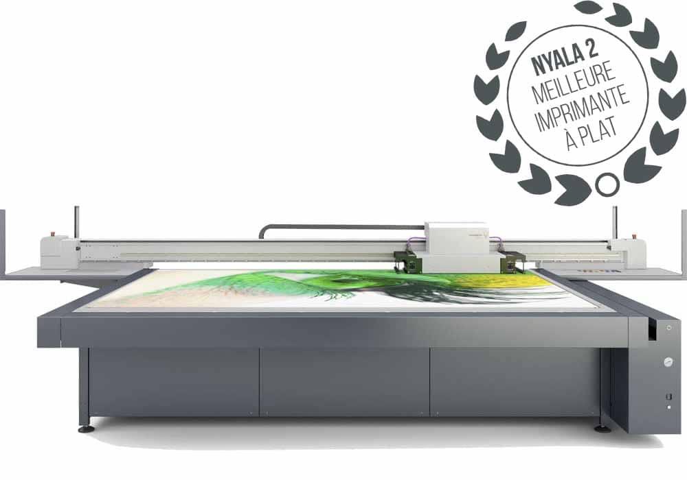 Nyala 2 swissQprint : une imprimante hautes performances aux rendements élevés