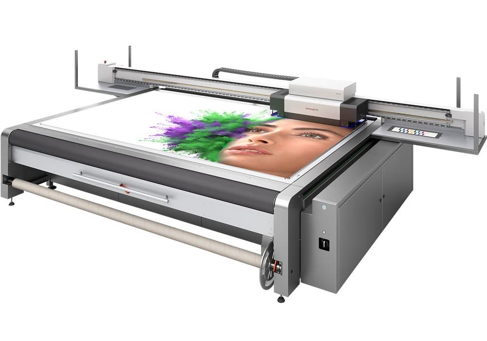 Nyala 3 / 3S LED de swissQprint : la meilleure imprimante grand format rapport qualité / prix du marché
