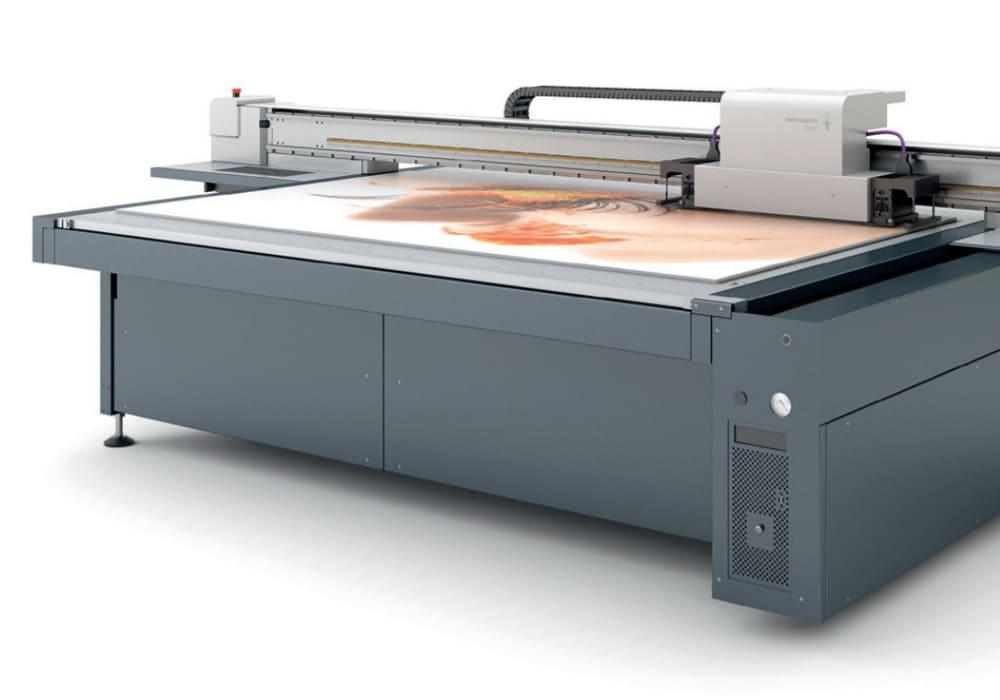 Impala 1 swissQprint : le standard très haut de gamme de l'imprimante reconditionnée grand format