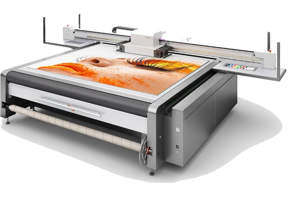 Oryx 2 swissQprint : l'imprimante reconditionnée entrée de gamme, dotée des meilleures options