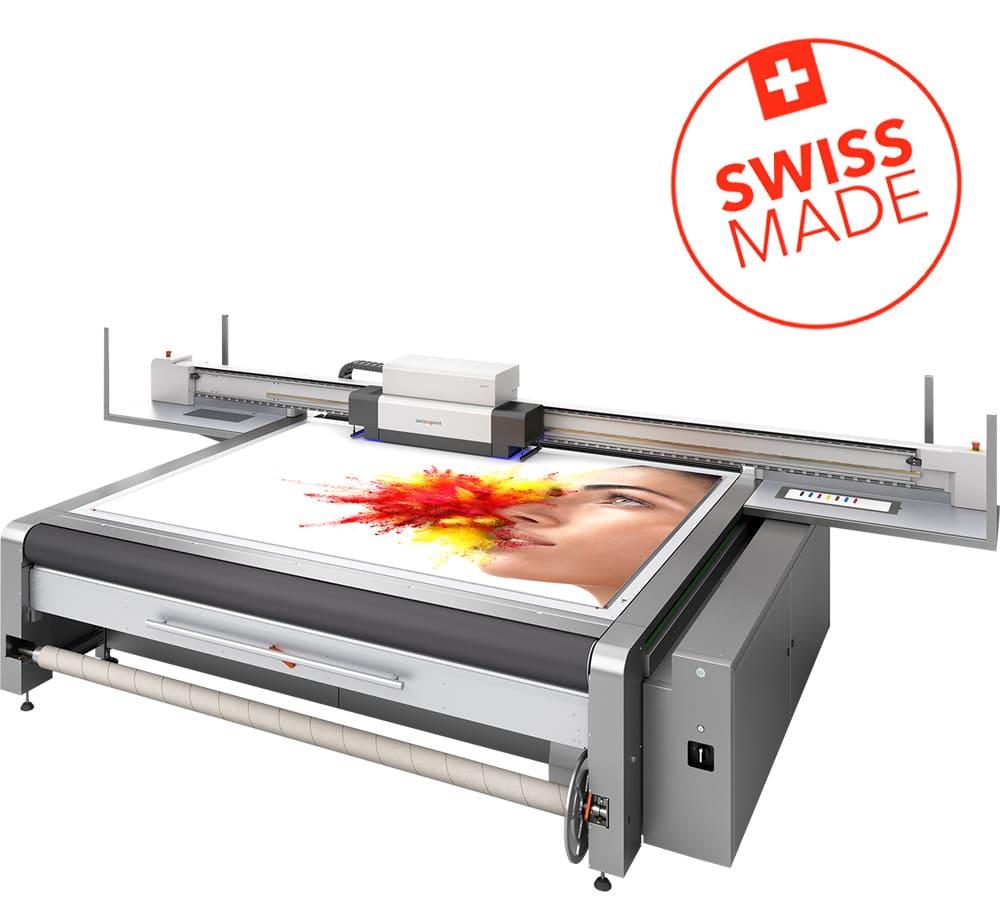 Impression numérique grand format UV swissQprint : Oryx 3