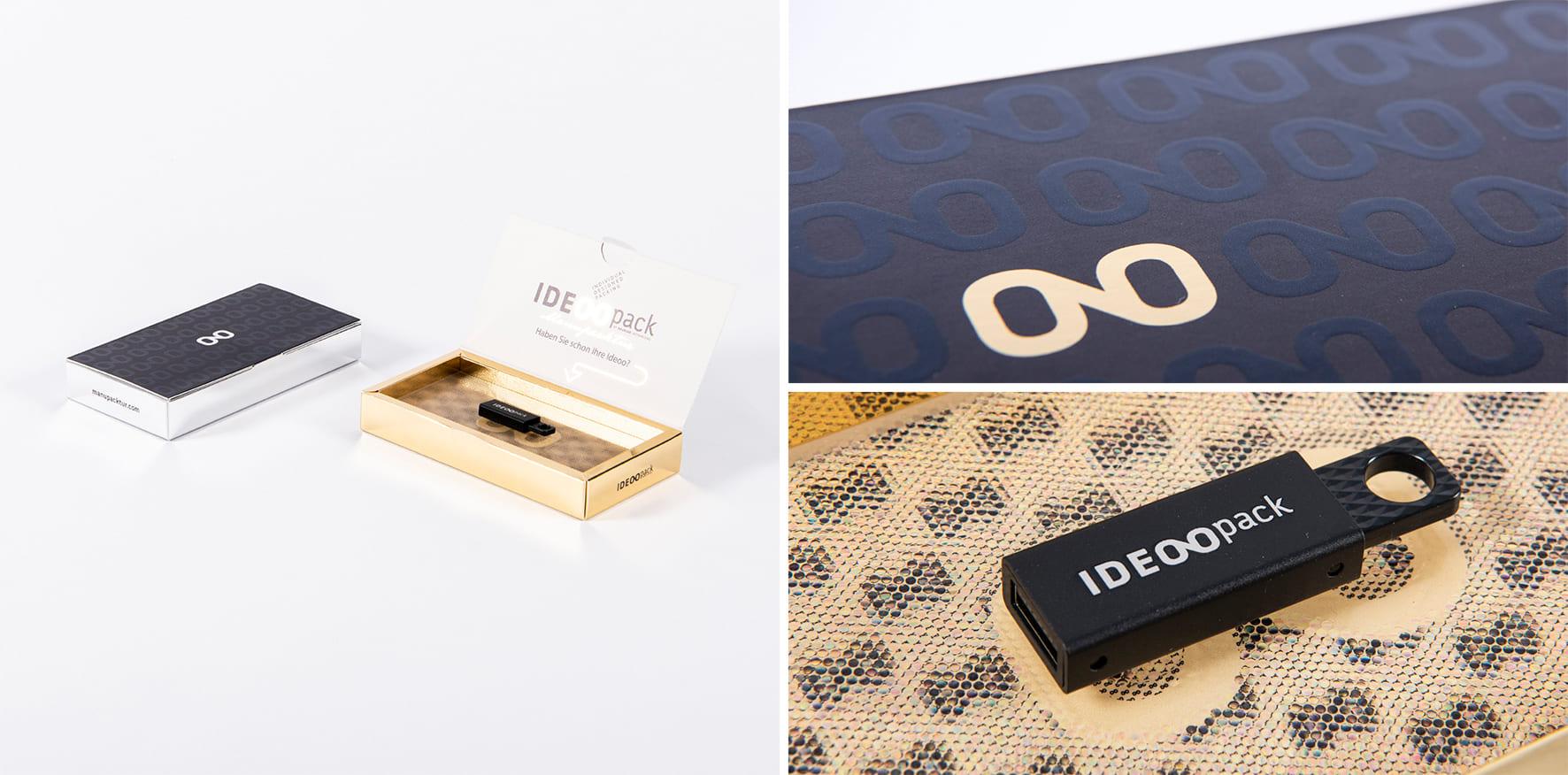 """Creative Challenge swissQprint : 3ème place """"Ideoopack manupacktur promotionbox"""""""