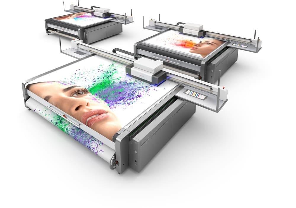 Impression grand format swissQprint : des tables à plat haut de gamme